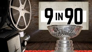 9 stories the Stanley Cup would tell...in 90 seconds
