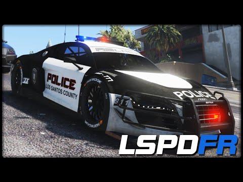 GTA 5 LSPD:FR #04 [GER/2K] Hot Pursuit Audi R8 - Deutsch - Grand Theft Auto 5 LSPDFR