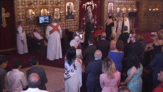 St Mary Coptic Church Ottawa / Wedding / 2017-08-26