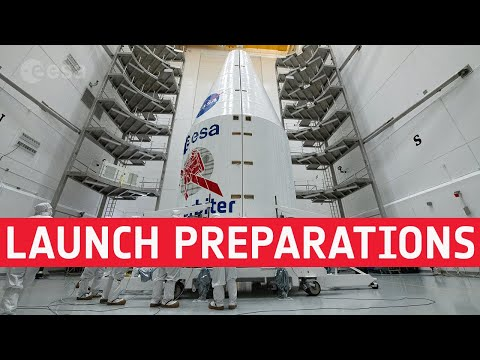 Solar Orbiter launch preparations