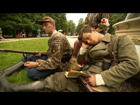 Impresje powstańcze - Ogród Saski [TVP3 Warszawa] from YouTube · Duration:  36 seconds