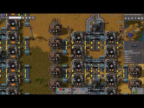 Factorio Workshop - Building A Better Factory :: Albertos Smelter Designs