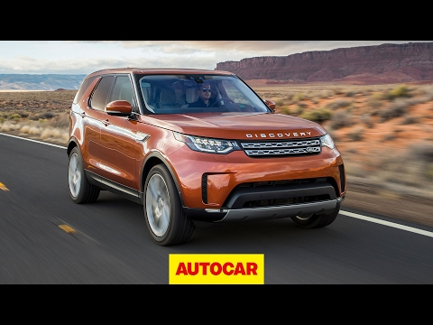 Land Rover Discovery Review | Land Rover's all-new SUV tested on and off-road | Autocar