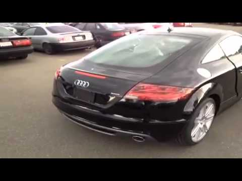 Audi TT Dr Cpe Quattro T Door Car YouTube - 2 door audi