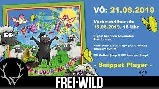 Frei.Wild - Unsere Lieblingslieder, Schrei nach Liebe [SNIPPET]