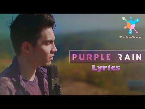 Purple Rain - Prince Lyrics (Sam Tsui & KHS Cover)