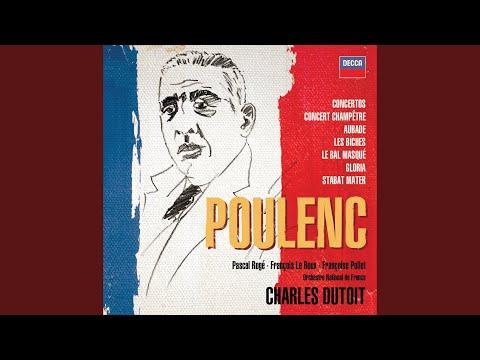 Satie: Gnossiennes - Orch. Poulenc - No.3