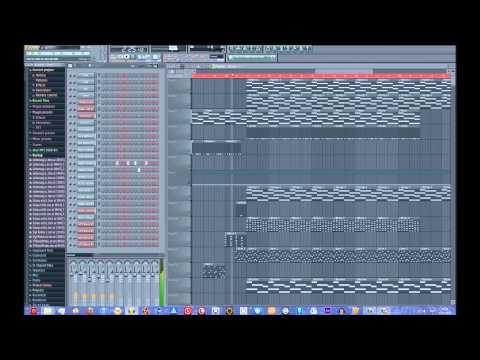 XAVAS - Schau nicht mehr zurück (Instrumental Remake prod. by YTBeatzProductions)
