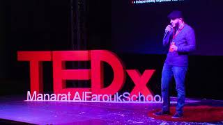 Start Something | Bahaa Soliman | TEDxManaratAlFaroukSchool