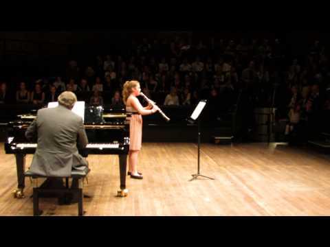 Nynke Maaike Klarinet Haydn Muziek Festival 2014 .