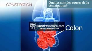quelles sont les causes de la constipation?