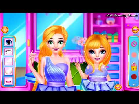 Fun Girl Beauty Care Game – Princess Gloria Makeup Salon – Style Beauty Spa Makeover Games For Girls
