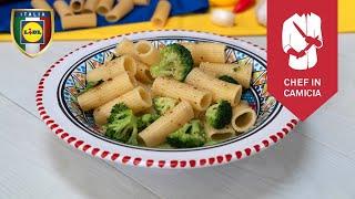 CHEF IN CAMICIA: Pasta con i broccoli | LIDL Italia