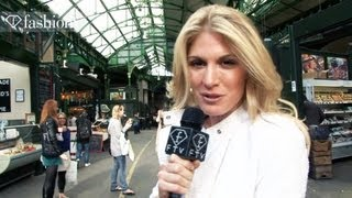 Fashion Destination London: Roast Restaurant with Hofit Golan | FashionTV