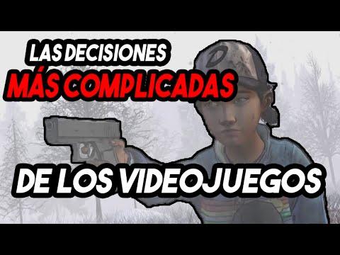 Las 9 DECISIONES MÁS COMPLICADAS que hemos tenido en los videojuegos!!