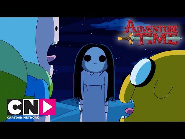 Время приключений | Городская легенда | Cartoon Network