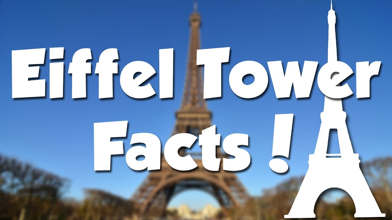 12 Amazing Facts About The Eiffel Tower | #QuickBrainFuel - YouTube