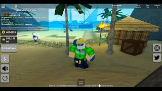 Roblox treasure hunt simulator 8773 blocks deep / neon purple sand