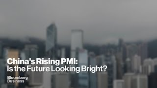 Stabilizing Chinese PMI Offers Investors Some Reassurance