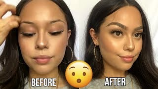 Thick Feathery Brows Using Bar Soap | Just Nicole
