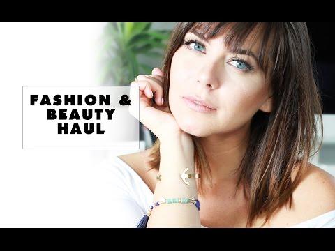 FASHION & BEAUTY HAUL Try On Naturkosmetik