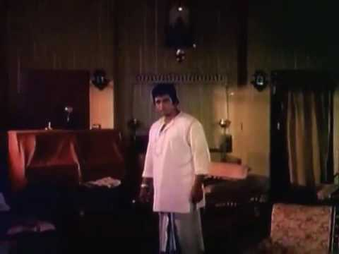 Ameer pahelwan in movie Dawat 1974