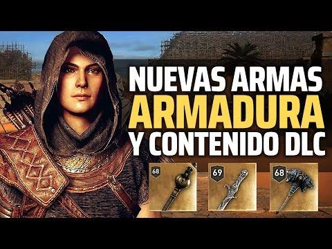 Assassin's Creed Odyssey   DLC LEGADO DE LA PRIMERA HOJA   NUEVAS ARMAS, ARMADURA Y TROFEOS thumbnail