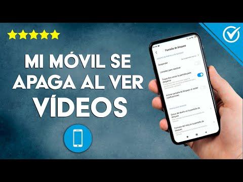 ¿Por qué mi Móvil o Celular se Apaga al ver Vídeos? Solución Rápida