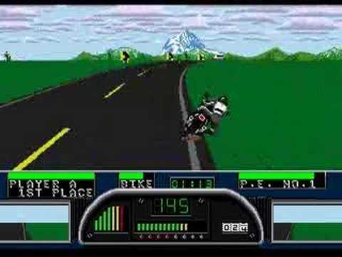 Road Rash 2 Super Duper Bike Cheat