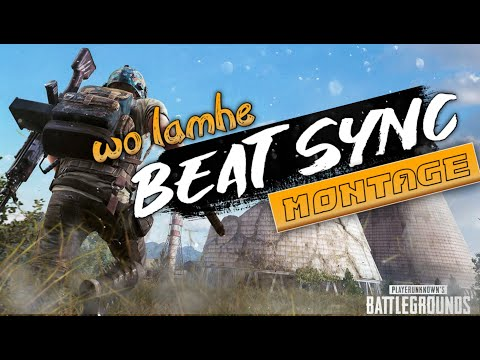 PUBG BEAT SYNC MONTAGE / WO LAMHE / The Gaming Demon