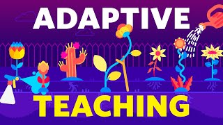 Adaptive teaching: Rethinking the nature of learning in schools