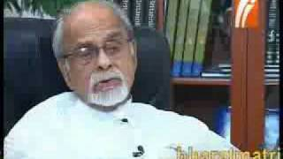Ex Prime Minister IK Gujral on his long and successful marriage - Part I