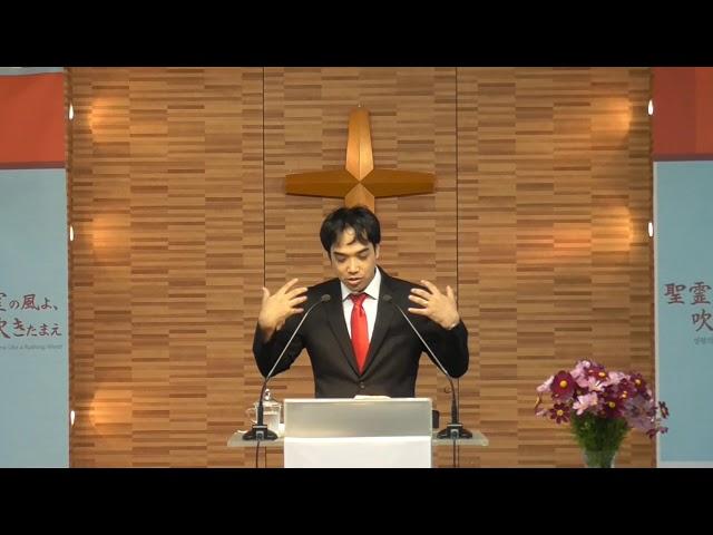2019/10/06  迫害者から信仰者(使徒の働き9:1-22)