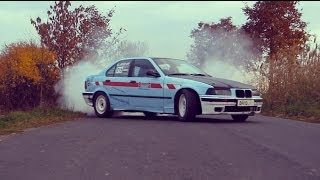 Bmw E36: The Hoonigan Thumbnail