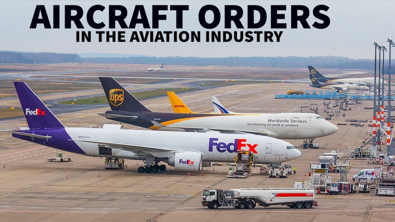 aircraft-orders-in-the-aviation-industry