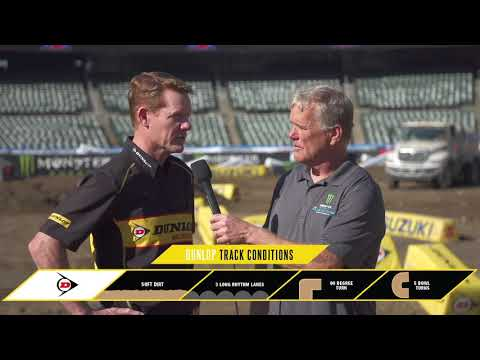 Dunlop Track Conditions Report - Oakland, CA