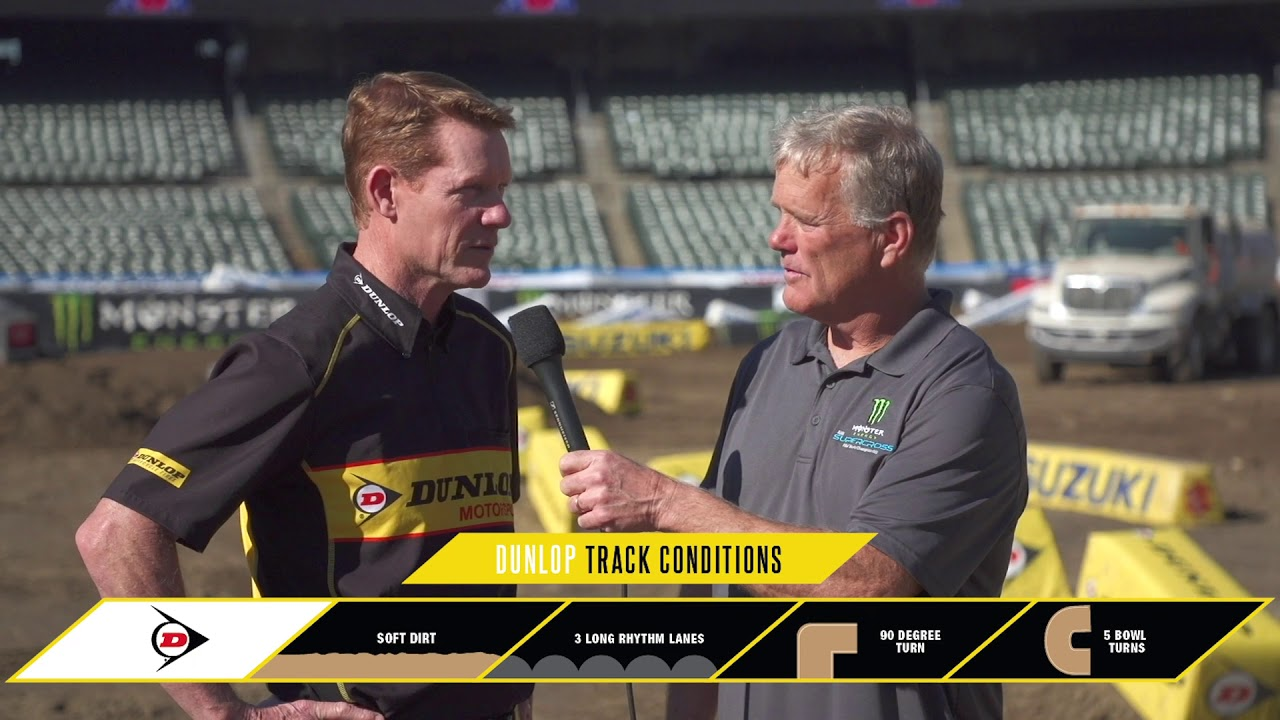 「Dunlop Track Conditions Report - Oakland, CA」の画像検索結果