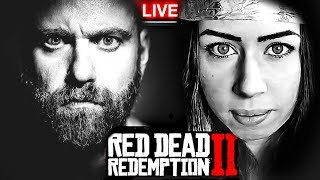 🔴horse Poop Andamp Shinanigans  Read Dead Redemption 2 Live Gameplay  Ps4