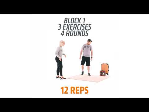 Orangetheory At-Home Workout For March 20