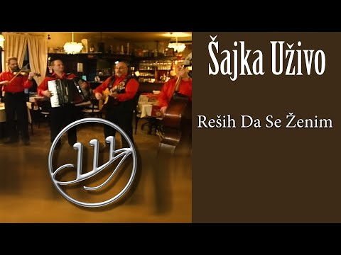 Starogradske pesme - Sajka - Resih da se zenim - (Official Video)