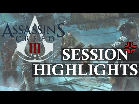 Assassin's Creed 3 Multiplayer | Live Session Highlights