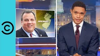 Karma Politics! Goodbye Chris Christie | The Daily Show