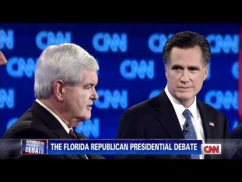 Gingrich, Romney at each other's throats over immigration