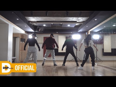 KARD - Taki Taki (by. DJ Snake) _ 안무 연습 (Dance Practice)