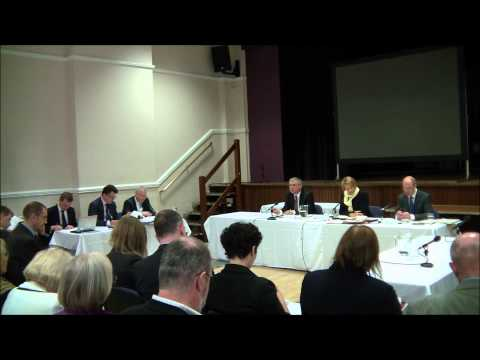 A14 Preliminary Meeting 13th May 2015 - TR010018