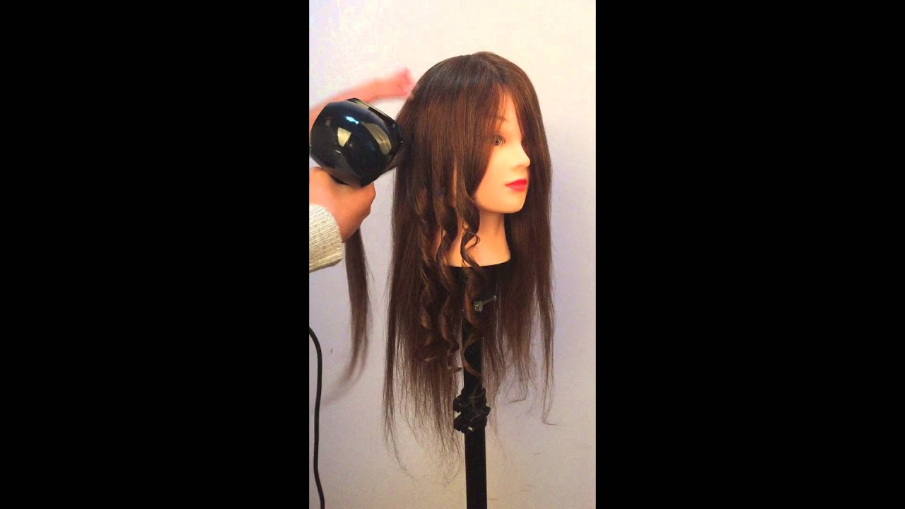 Hair Styling Mannequin Head: HAIR Cosmetology Mannequin Head