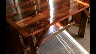 Curious Course Preview Build A Dining Table From Reclaimed Wood