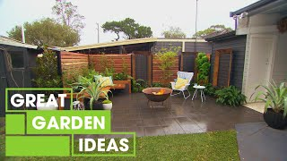 How to Turn Your Backyard into the ULTIMATE Outdoor Entertaining Space |  GARDEN | Great Home Ideas