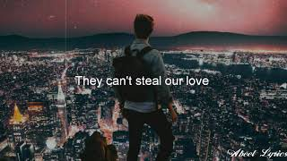 Can't Steal Our Love - Selena G. (Lyrics Video)
