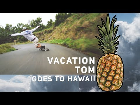 Caliber Truck Co. - Vacation Tom Goes To Hawaii